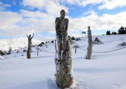 زمستان زیبا در قاره سبز؛ بل دردسرهای خاص خودش! + ویدئو