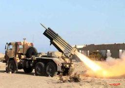 انصارالله یمن مخازن آرامکوی عربستان را هدف موشک خود قرار داد