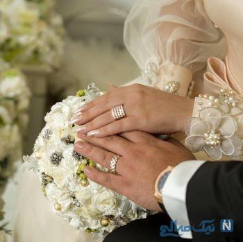 ماشین عروس خاص در ایران +عکس
