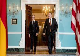 وزیر خارجه آلمان به پمپئو: اروپا برای حفظ برجام متحدتر از همیشه است