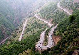 آخرین وضعیت ترافیک جادهها در سومین روز تعطیلات