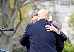 روابط ویژه آمریکا و فرانسه کلید خورد