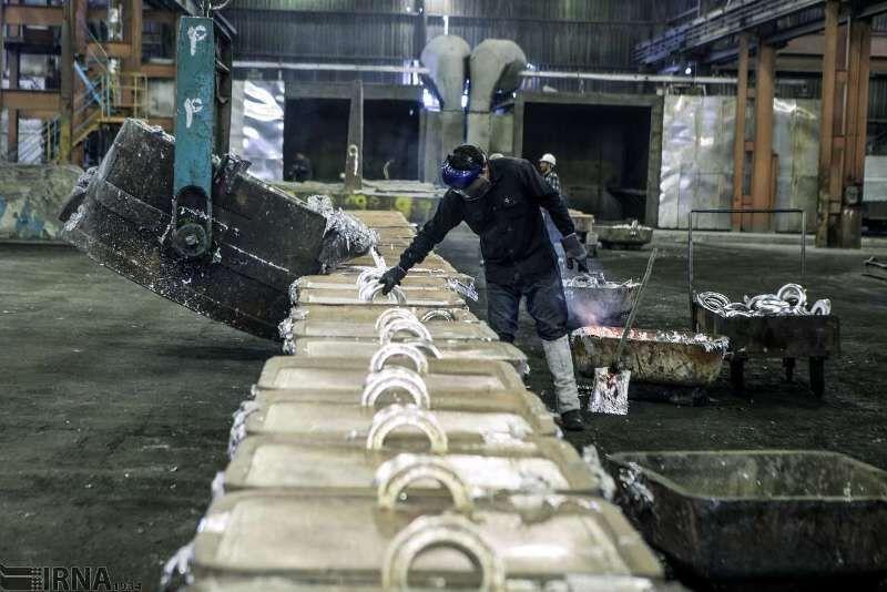 تولید شمش آلومینیوم همچنان در مدار رشد