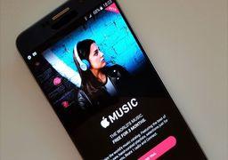 رکورد جدید اپل موزیک در تعداد کاربرانش