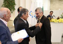 مدال جشنواره تلاشگری در اختیار پگاه