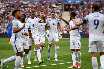 موقعیت جالب فوتبالیست های انگلیس در جام جهانی فوتبال