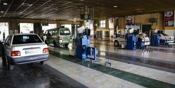 خودروهای مشمول معاینه فنی در سال 99
