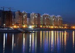 قیمت مسکن در برج های اطراف دریاچه چیتگر + جدول