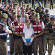 بازداشت حدود 300 نظامی ترکیه به اتهام همدستی با کودتا