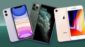 قیمت گوشی های موبایل اپل در ۲۱ مهر