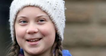 دختر نوجوان سوئدی شخصیت سال «تایم شد»