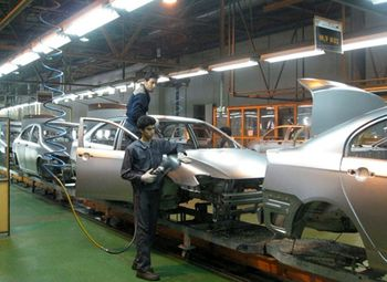 تولید 25 خودرو غیراستاندارد متوقف شد + اسامی