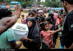 کمپ آوارگان روهینگیا