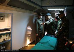 تداوم ارتشیها: استقرار بیمارستان صحرایی در پلدختر