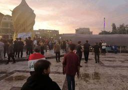 چه گروهی در حمله به کنسولگری ایران در کربلا نقش دارد؟