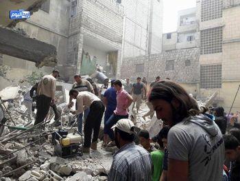 امروز: چند انفجار مهیب در سوریه حداقل 6 کشته و دهها زخمی