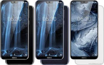 در ۱۰ ثانیه موجودی گوشی هوشمند نوکیا ایکس ۶ در چین به پایان رسید