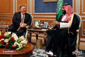 پومپئو: از توضیحات عربستان راضی نیستیم