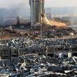 آوارگی ۱۰۰ هزار کودک بر اثر انفجار بیروت