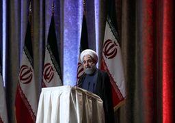 حسن روحانی : برای هر شرایطی خودمان را آماده کرده ایم