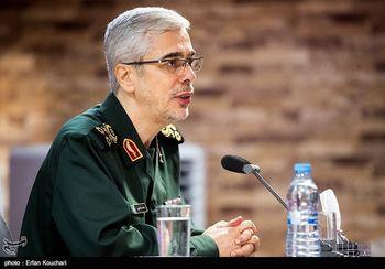 رئیس ستاد کل نیروهای مسلح: ایران علاقه ای به درگیری نظامی ندارد