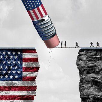 انزواگرایی آمریکا