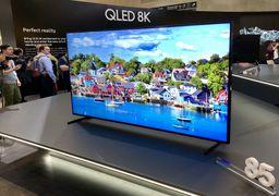 قیمت روز انواع تلوزیون در بازار ایران
