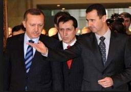 اردوغان: بشار اسد تروریست است