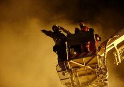 جزئیات تازه از آتشسوزی در پاساژ خیابان امیرکبیر+عکس