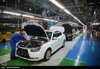 امسال تولید خودرو چقدر افزایش یافت