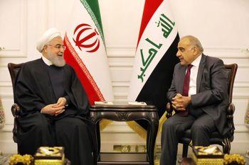 بازتاب گسترده سفر روحانی به عراق در رسانههای خارجی