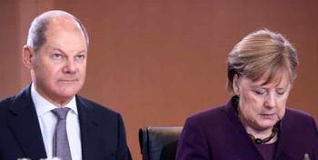 وزیر دارایی آلمان برای جانشینی مرکل آماده میشود