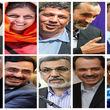 خبرسازترین متهمان و محکومان در ایران + جدول