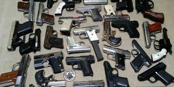 کشف 126 قبضه سلاح به قصد کشتهسازی در اعتراضات