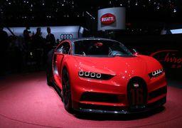 اعلام قیمت نجومی یک مدل از خودروی بوگاتی +تصاویر