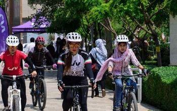 دوچرخهسواری بانوان در مشهد ممنوع شد؟