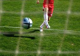عجیب ترین خوشحالی بعد از گل در فوتبال ! +عکس