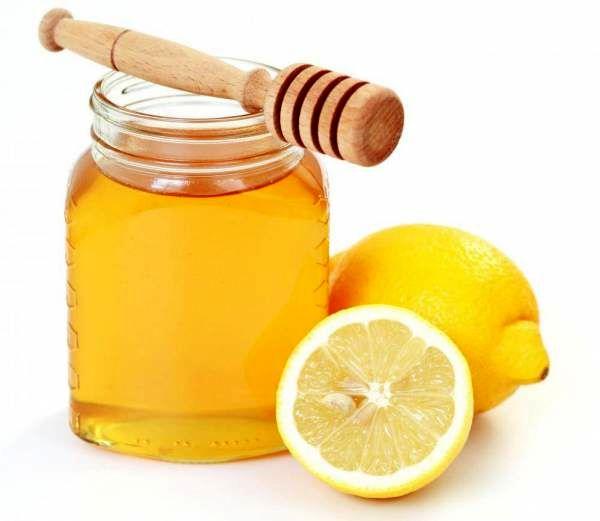 عسل + لیمو