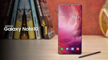 گوشی موبایل سامسونگ سری Note در بازار چند؟ + جدول