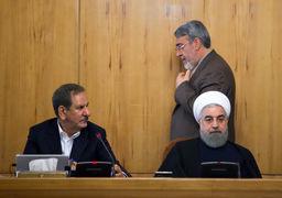 توضیحات دفتر سخنگوی دولت درباره خبر برخورد روحانی با رحمانیفضلی