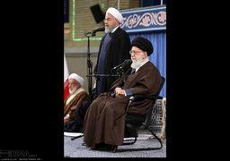 گزارش دیدار مسئولان نظام با مقام معظم رهبری در عید مبعث