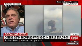 پشت پرده انفجار بیروت از زبان عامل سابق سازمان سیا