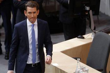 دولت اتریش سقوط کرد