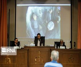 گزارش تصویری دومین جلسه رسیدگی به پرونده قتل میترا استاد
