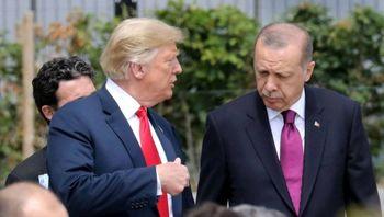 ترامپ و اردوغان درباره چه گفتوگو کردند؟