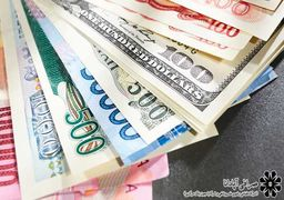 آخرین قیمت دلار، یورو و سایر ارزها امروز شنبه ۹۸/۳/۲۵ | عقبگرد دلار آزاد