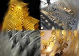 قیمت دلار، سکه و طلا امروز دوشنبه 98/06/25 | ادامه روند نوسانی قیمت طلا و ارز