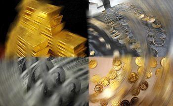 قیمت دلار، سکه و طلا امروز چهارشنبه ۹۸/۰۶/27 | ادامه افزایش قیمت طلا