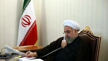 رایزنی روحانی با  اردوغان و علی اف