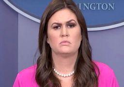 سخنگوی کاخ سفید استعفا داد